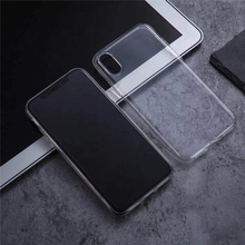 Suitable for iPhone 5 5s 6 6s 7 7s 8 8s SE Plus X XS MAX Simple quality Durable transparent silicone soft TPU case