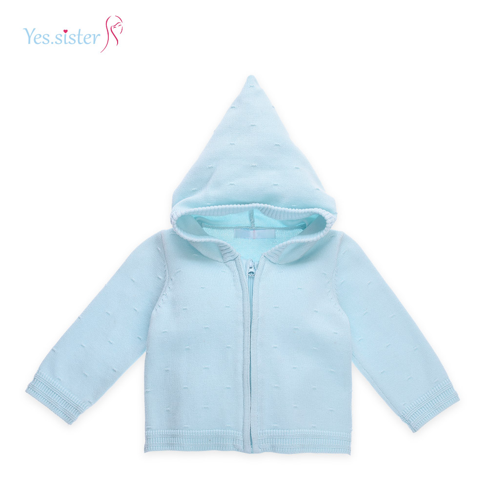 Yes.sister Official Store Yes.sister boy girl casual outerwear spring Autumn fashionable children clothes thin coat striped hoodie girl boy child coat