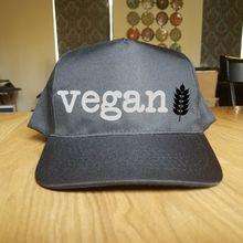 Printed Baseball Cap VEGAN Lifestyle Health New Hat Fashion