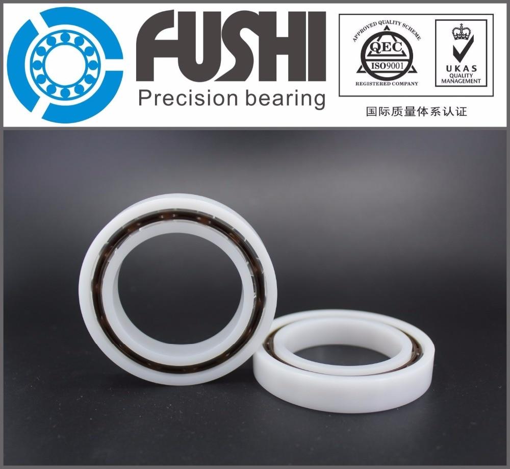 6809 POM (10PCS)  Plastic ball bearings 45x58x7  Glass Balls 45mm/58mm/7mm 61809POM 50pcs pom plastic bearings 608 with glass balls 8x22x7 mm nylon bearing