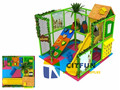 CE certificated small indoor playground equipment for store CIT-IN0303
