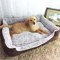 Lekexi Luxury Large Dog Bed Sofa Cat Pet Cushion For Mat House Cot Pet House Big Blanket Cushion Basket Supplies For Large Dogs