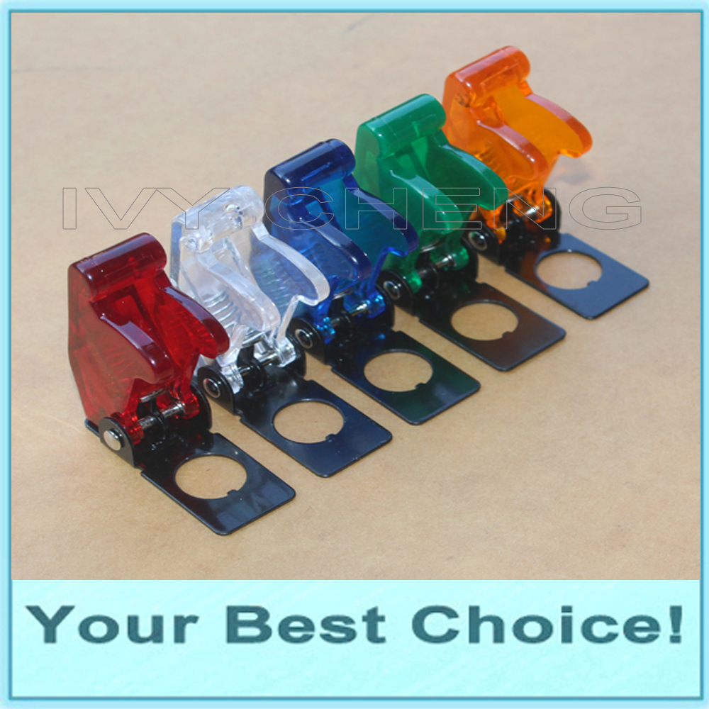 Bluewire Automotive Led Missile Rocker Switch Green On Off