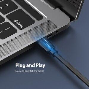 Image 5 - Tions USB C HDMI 4K Typ C zu HDMI Kabel HDMI Adapter für Huawei P20 Mate 10 Pro MacBook pro Air ipad Pro Thunderbolt 3 1m 2m