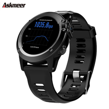 ASKMEER Smart watch 1.39'' Fitness tracker smart Watches Answer Calls heart rate monitor IP68 Waterproof 480Mah For Android iOS symrun smart watch heart rate monitor sleep tracker hands free calls for ios and android smart phones with speaker smart watch