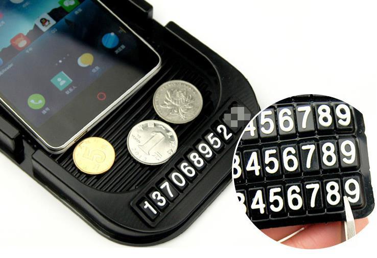 Multi-function <font><b>Universal</b></font> <font><b>Car</b></font> Dashboard Anti Slip Mat Non-slip Pad For Key Cell <font><b>Phone</b></font> Iphone Smart Mobile <font><b>phone</b></font> GPS <font><b>Holders</b></font>
