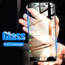 20pcs/Lot Full Cover Tempered Glass Film For Samsung A9 A8 Plus A7 A6 Plus J8 J4 J2Pro J7 J2 J6 2018 J5 Screen Protector HD(China)