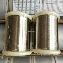 Никелевой проволоки 0.025 мм np2 чистоты 99.99% 1 кг, бесплатная доставка