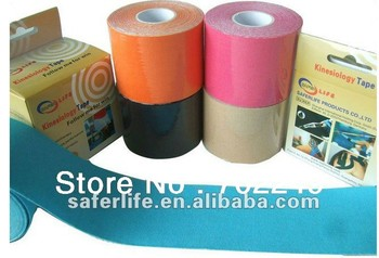 Kinesiology Tape Athletic Kinesiology Multicolor Strong Bandage Size Available
