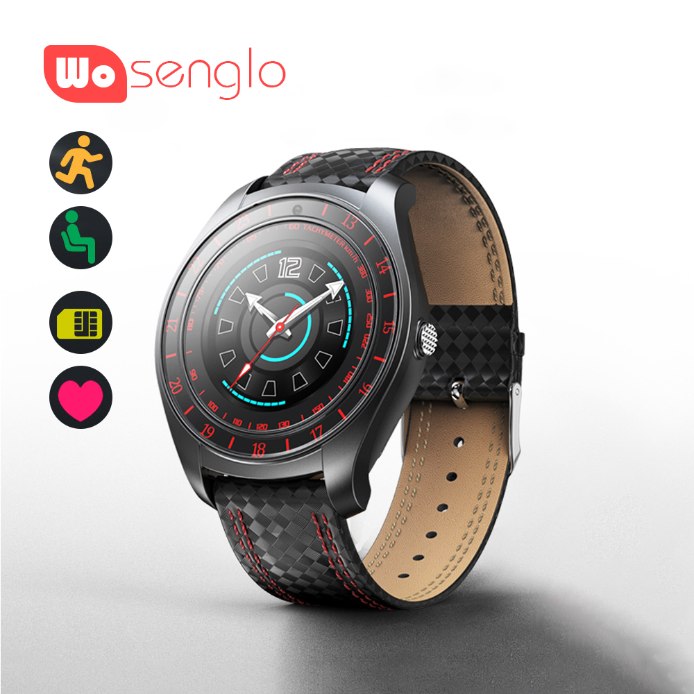 Fashion Smart watch Waterproof Bluetooth Band Sport Passometer Sleep Fitness Tracker Alarm Clock For Samsung Clock Huawei Sony