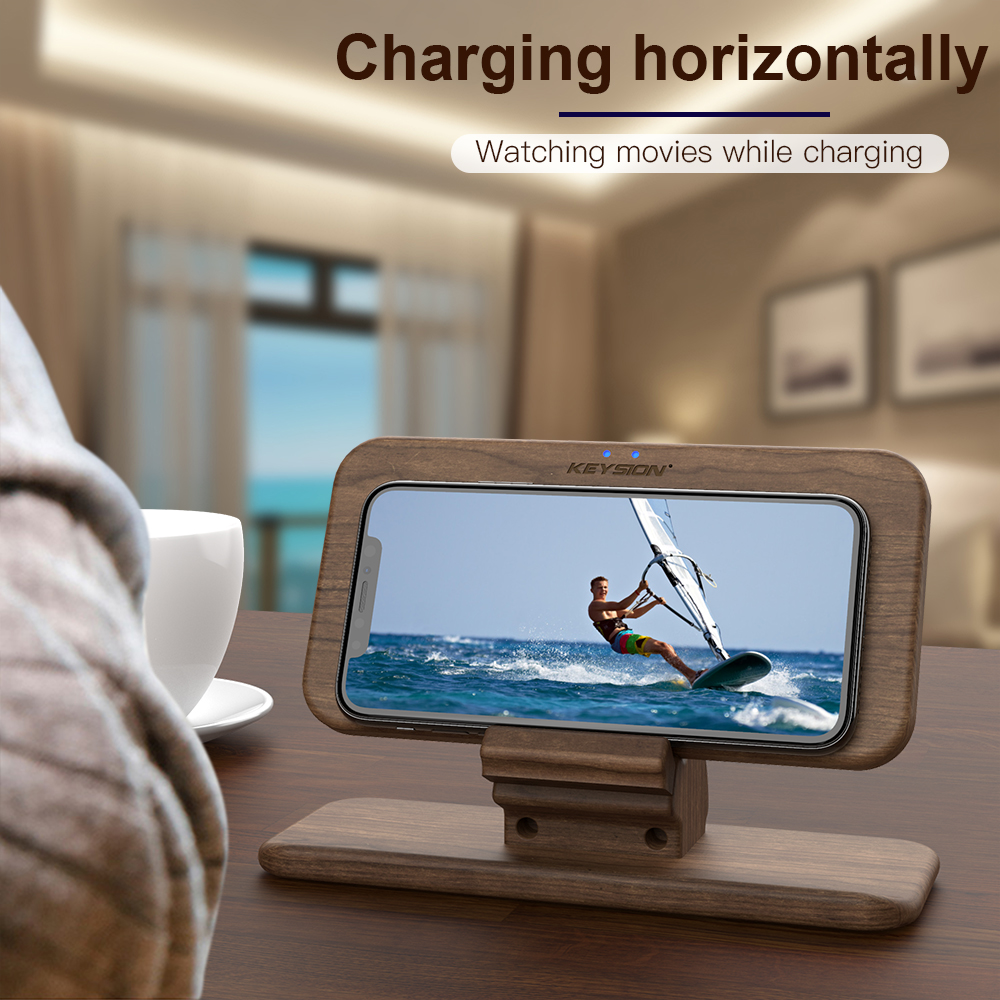 Charging 5 Wireless iPhone