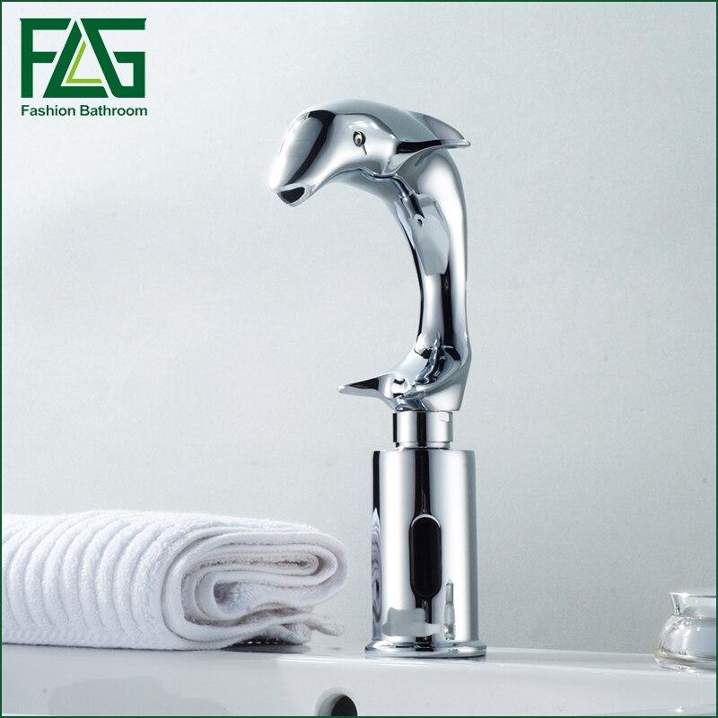 FLG Dolphin Design Automatic Taps Automatic Sensor Faucet Automatic ...