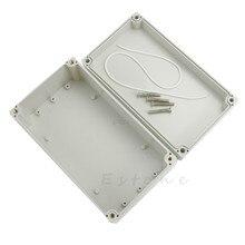 Chaud étanche en plastique électronique projet boîtier de couverture boîte 158x90x60mm T25 livraison directe