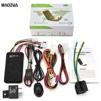 10 SZTUK dużo Uniwersalny GT06 Samochód Urządzenie Śledzenia Pojazdów GPS Tracker SMS GSM GPRS Monitora SOS Lokalizator Zdalnego Sterowania Alarm