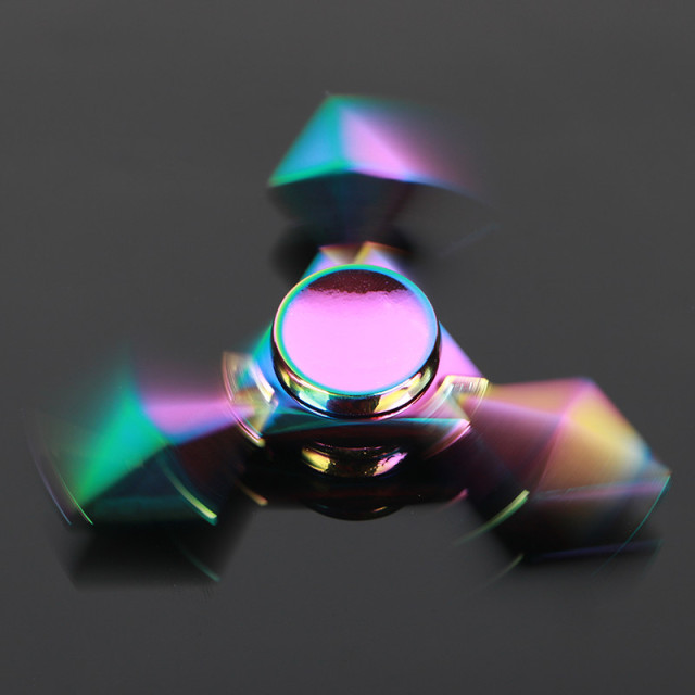Diamond Fidget Spinner