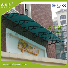YP100600 100x200cm100x300cm 100x600cm door canopies window awning door shelter shape awnings sun awning snow protection