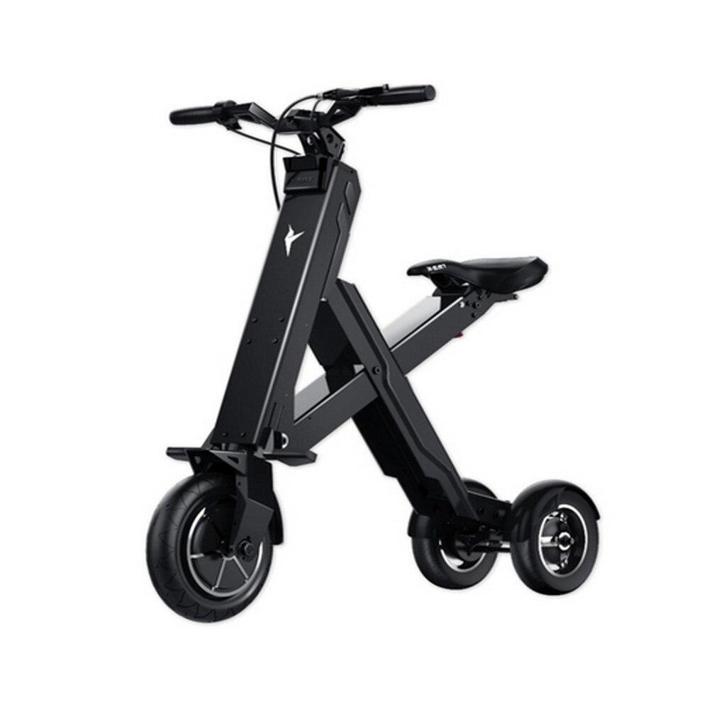 EU Magazzino per il Mercato UE 2019 X-Cape XI-CROSS PRO 50 KM Compatto Scooter Elettrico Portatile Scooter di Mobilità