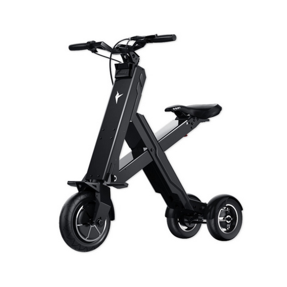 EU Stock for EU Market 2019 X-Cape XI-CROSS PRO 50KM Compact Electric Scooter Portable Mobility Scooter