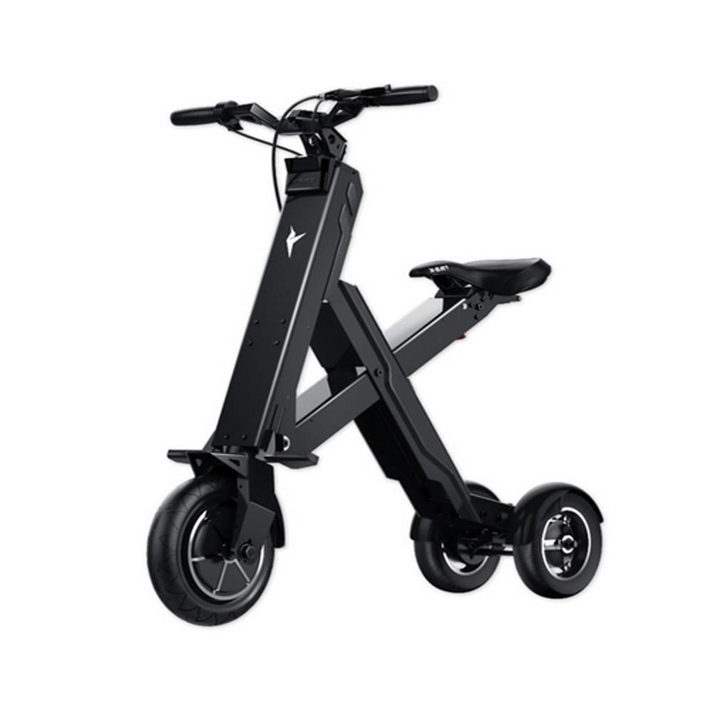 Stock europeo para el mercado de la UE 2019 X-Cape XI-CROSS PRO 50 KM Scooter eléctrico compacto Scooter portátil de movilidad