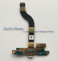새로운 원래 USB 충전 포트 충전기 독 커넥터 플렉스 케이블 아수스 PadFone 2 A68 교체