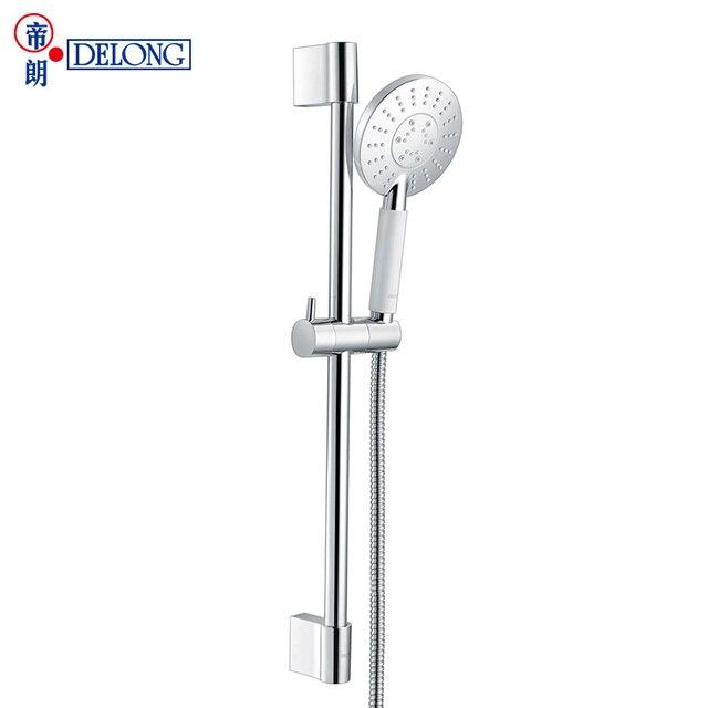 DELONG aseo Cuarto de Baño ducha de mano con barra de elevación 3 ...
