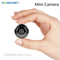 SMARCENT Q1 720p VR Mini Camera Wireless WIFI Infrared Night Vision Camara Security IP Camera Motion Detection Secret Kamera