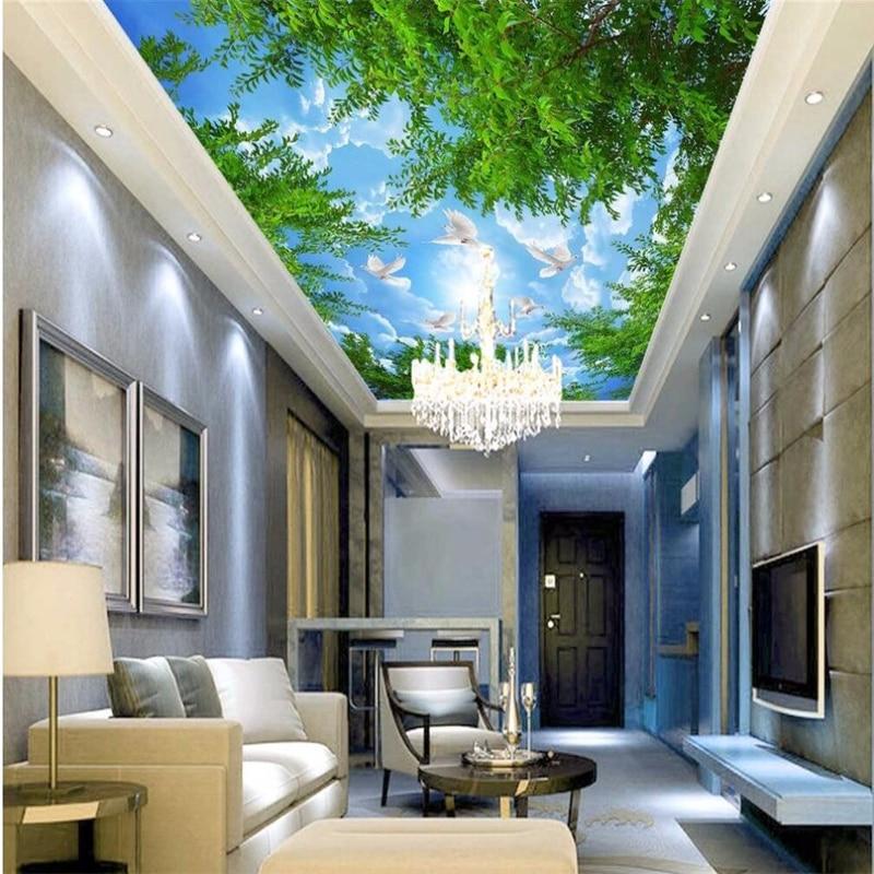 https://ae01.alicdn.com/kf/HTB1zVTJNFXXXXbyXXXXq6xXFXXXZ/Beibehang-wolken-groene-Muur-Papier-Slaapkamer-Custom-Foto-Behang-voor-woonkamer-Hotel-muur-Plafond-Achtergrond-Muurschilderingen.jpg