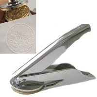 Embossing Stamp Custom Wedding Table Pliers Seal Custom Logo Stamp Leather