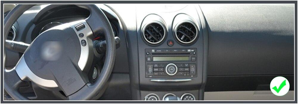 Nissan Rogue Rogue S 2008~201507