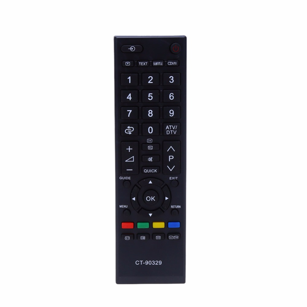 New TV Remote Control CT- 90329 for Toshiba For LCD RV700A RV600A RV550A 42SL700A 32SL700A 26SL700A 22AV700A Smart TV Controller