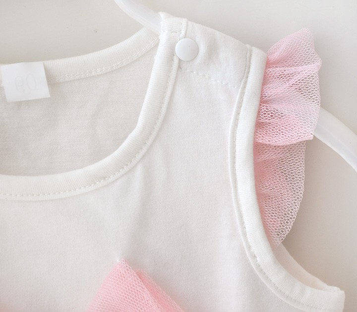baby girls Body suits (3)