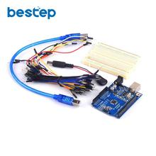 Jumper Cable Wires Kit Breadboard Flexible