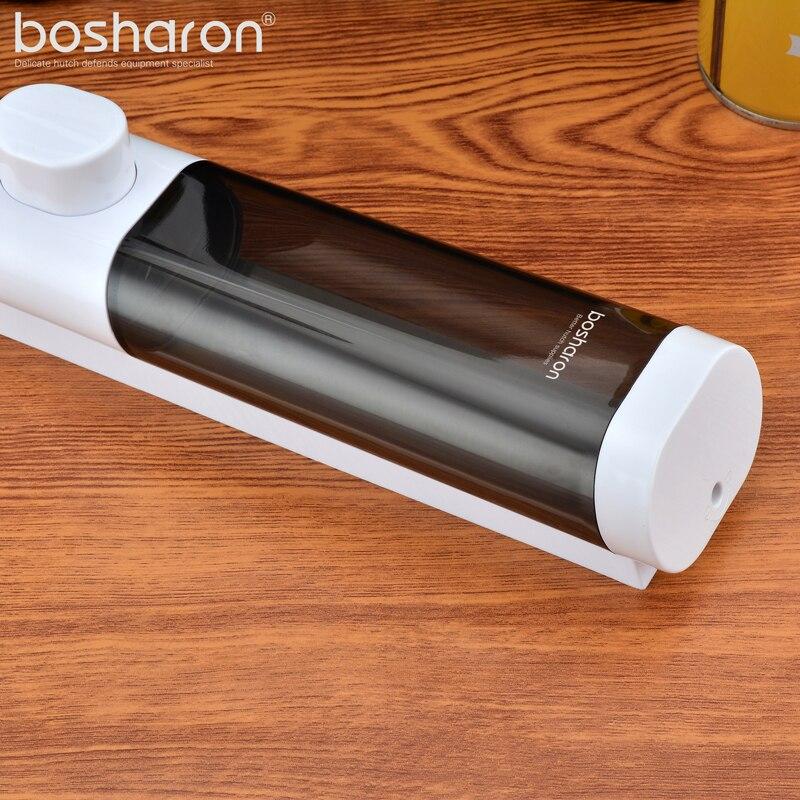 Кухня жидкого мыла настенный ABS Пластик диспенсеры для шампунь для мытья тела моющее средство дома Аксессуары для ванной комнаты