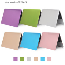 Laptop Bags For Apple Macbook Air Pro Retina 11 12 13 15 Case Shell for Mac book New Pro 13.3 15.4 inch Touch Bar Keyboard Cover