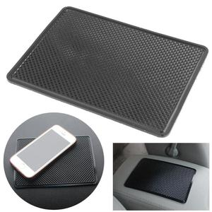 Image 2 - Vodool carro de silicone anti deslizamento esteira painel do telefone móvel mp4 titular suporte gps óculos de sol montagem anti deslizamento pegajoso almofada carstyle