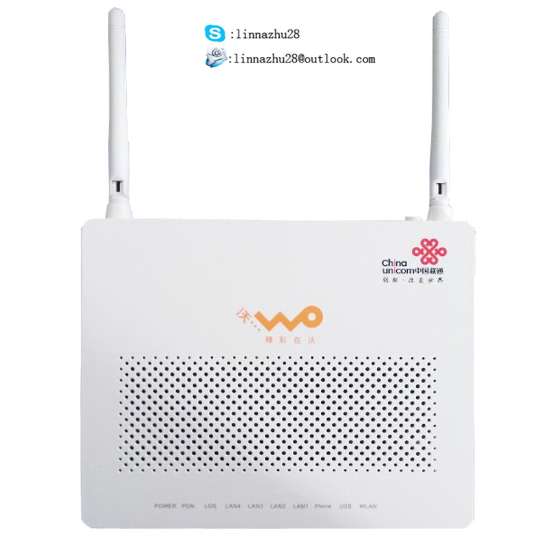 With 1 Ge 3fe Lan Ports Qualified Original Hua Wei Hg8347r Gpon Onu Ont 1*phone Port Wifi English Version