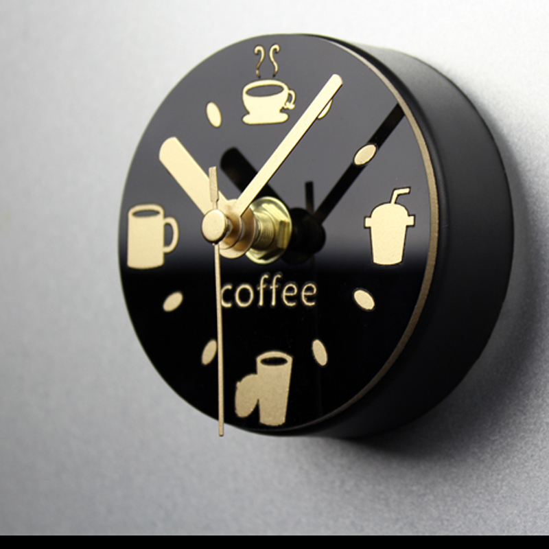 popular coffee kitchen clock-buy cheap coffee kitchen clock lots