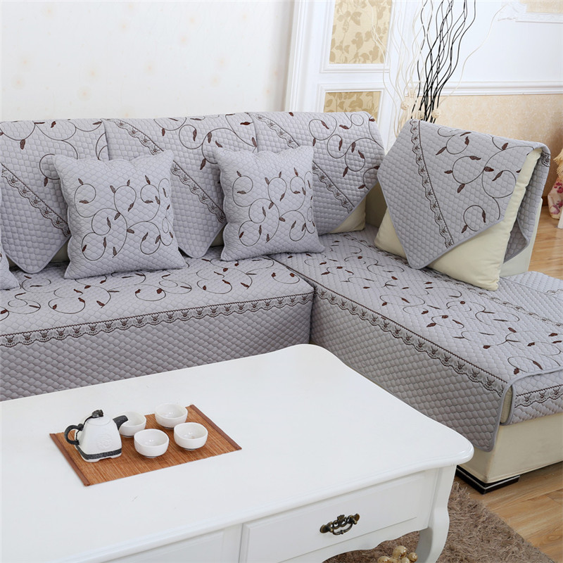 Sofa Slipcover No Sew: Seat Covers For Sofa Cushions Sofa Seat Covers Slip For
