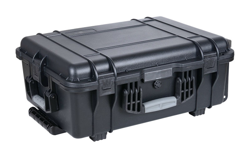 SQ5206 Tool Suitcase For Medical Devices With Wheels And Full Precut Foam