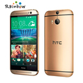 "M8 HTC ONE M8 разблокирован смартфон 16 ГБ 32 ГБ Quad 5.0 "" 1920 x 1080 P 3 г WIFI 5MP андроид 4.4 мобильный телефон"