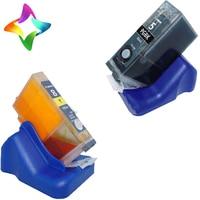 1x Pcs Chip Resetter Chip Resetter For Canon PGI 5BK CLI 8 BK CMY Cartridge