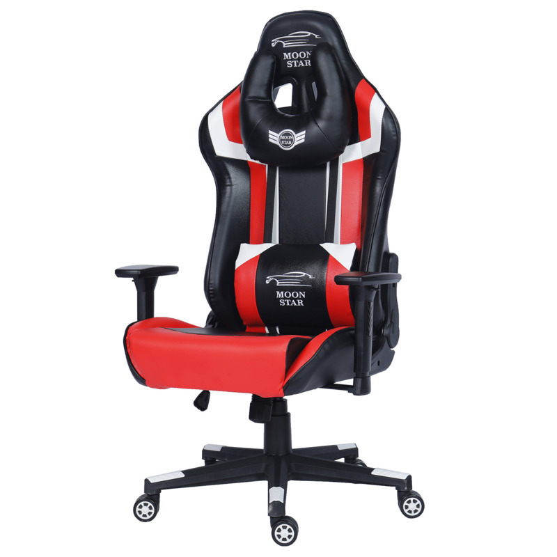 Luxury Quality Yd-6b Silla Gamer Gaming Office Poltrona Synthetic Leather Chair Wheel Can Lie With Ergonomics Office Furniture