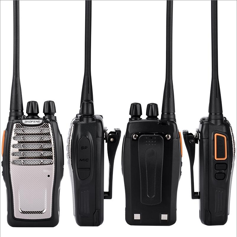 Image 3 - (4 PCS)BaoFeng UHF Walkie Talkie BF A5 16CH VOX+Scrambler Function Free Shipping Two Way Radio-in Walkie Talkie from Cellphones & Telecommunications