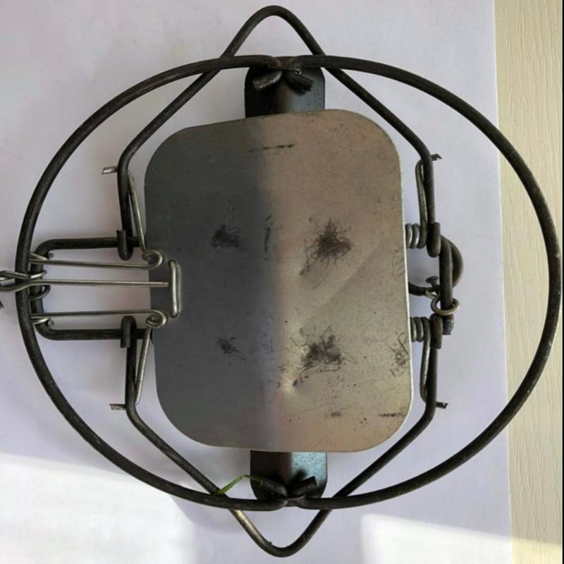 Ոտքի պահումը նապաստակի ծուղակ 180 մմ 7.0 - Որս - Լուսանկար 2