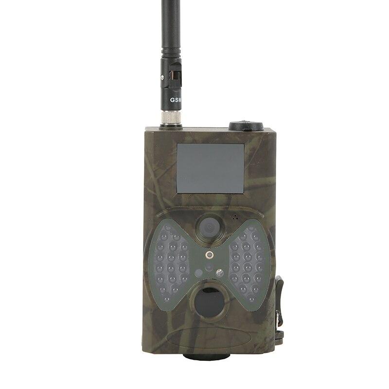 12MP 940nm NO glow Trail Cameras MMS Hunting Cameras Trap Game Cameras Black IR Wildlife Cameras 2017