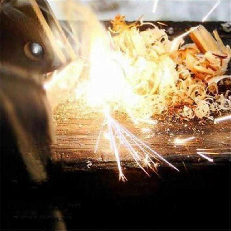 Flint / Magnesium Block Emergency Fire Starter