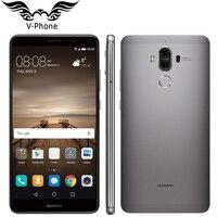 Original Huawei Mate 9 Mate9 4G LTE Octa Core 6GB RAM 128GB ROM 5 9 HD