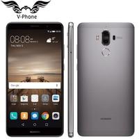 Original Huawei Companheiro 9 Mate9 4G LTE Octa Núcleo 4 GB RAM 32 GB ROM 5.9