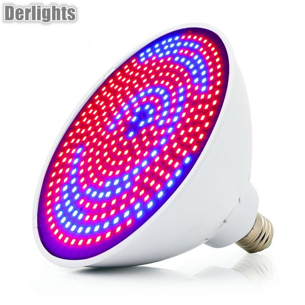 4 pcs/Pack E27 20 W 26 W 40 W 50 W 80 W SMD LED Élèvent La Lumière hydroponique Plante D'intérieur Élèvent des Lumières À Effet de Serre LED Ampoule LED Lampe de Croissance