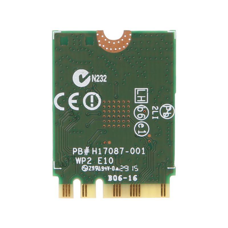 Dell Intel Dual Band NGFF M.2 Wireless 7260 7260NGW Bluetooth WiFi Network Card